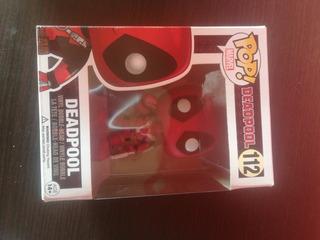 Funko Pop Deadpool #112