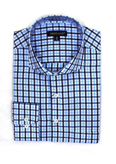 Camisa Vestir Classic Newland