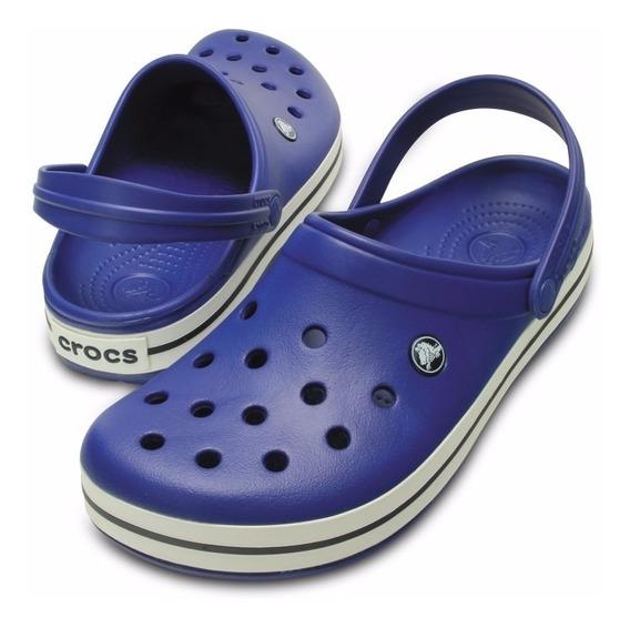 Crocband Adulto Cerulean Blue Envios A Todo Pais