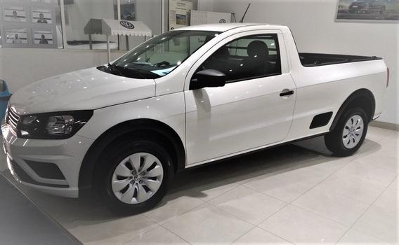 Vw Volkswagen 0km Saveiro Cabina Simple 2020 1.6 Safety A