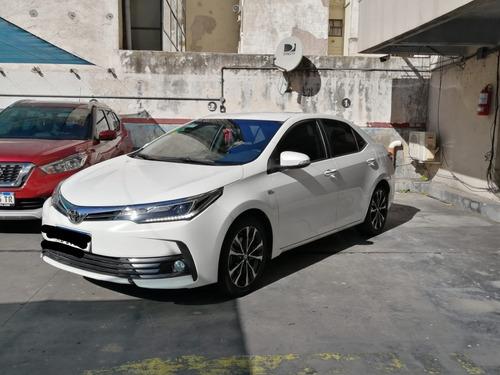 Toyota Corolla 2018 1.8 Se-g Cvt 140cv