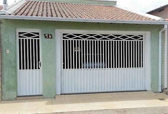 Casa Residencial À Venda São Carlos Pouso Alegre. - Ca0166