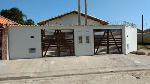 Imagem 1 de 14 de Casa De Esquina Com 2 Quartos Em Itanhaém Sp - 3295   Npc