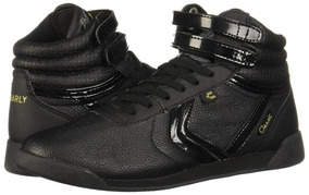 Tenis Charly Classic Negros 1050287 Black Casual Sneakers