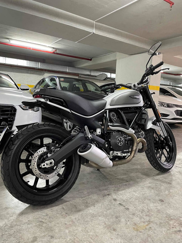 Ducati Scrambler Icon 800cc 2018 Sautos