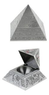 Cenicero De Cigarro Piramidal A Prueba De Viento De 2 Piezas