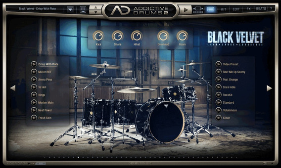 Addictive Drums 2 Completo 2.1.5
