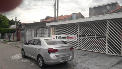 Casa Com 3 Dormitórios À Venda, 170 M² Por R$ 320.000,00 - Conjunto Residencial Trinta E Um De Março - São José Dos Campos/sp - Ca2464