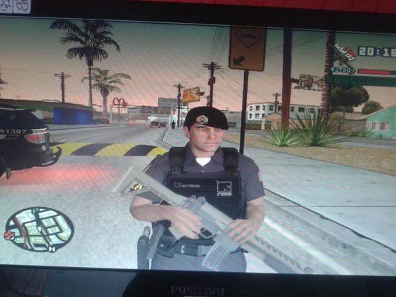 Gta Policia Pc - Sp Pmesp - Envio Imediato