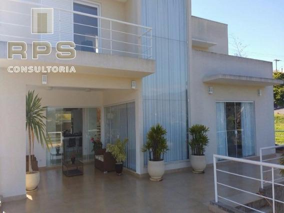 Casa Para Venda No Condomínio Serra Da Estrela Em Atibaia - Cc00137 - 4898469