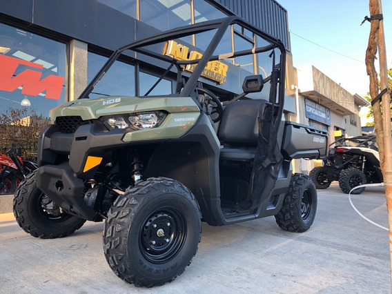 Can - Am Defender Hd8 - Klober Motoshop - Mar Del Plata