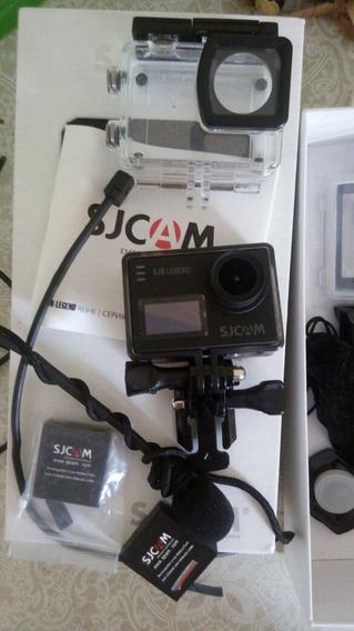 Sj6 Legend Original + Micro Sd 32 + Microfome + 2 Baterias