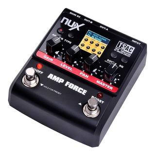 Pedal De Efectos Nux Amp Force
