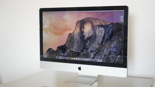 iMac (27 Polegadas, 2011) 2,7 Ghz; Core I5; Ram 6gb; Hd 1 Tb