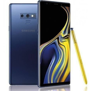 Samsung Note 9 Azul 128gb Sm-n9600