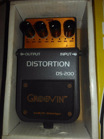 Pedal Groovin Distortion