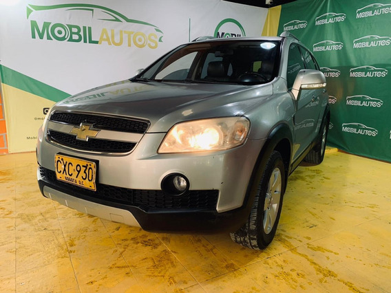 Chevrolet Captiva Fe Aut 3.2 4x4 7 Puestos 2008
