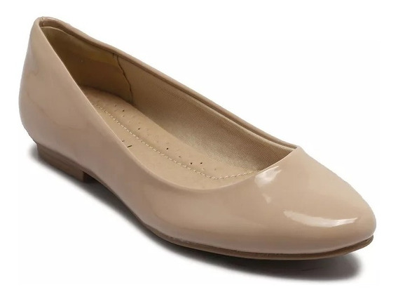 Sapatilha Feminino Facinelli 50906 Verniz - Maico Shoes