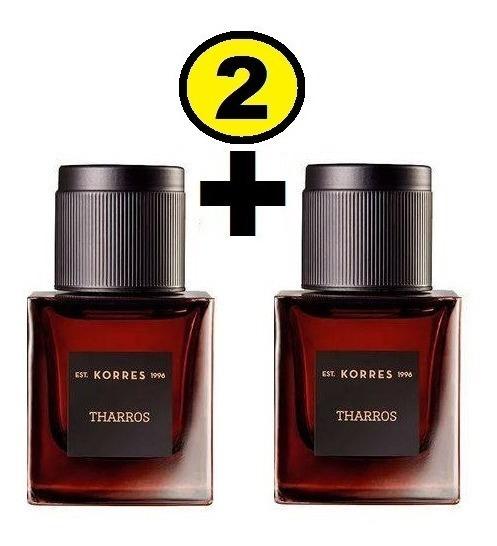 Perfume Masculino Tharros Deo Parfum 30ml 2 Unidades Original Promoção