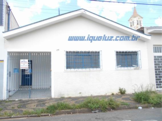 Casa Residêncial Para Alugar - 00445.001