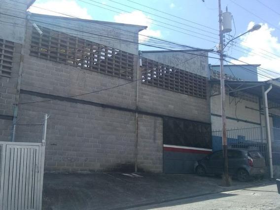 Galpón Industrial En Alquiler, Zona Industrial Alvarenga