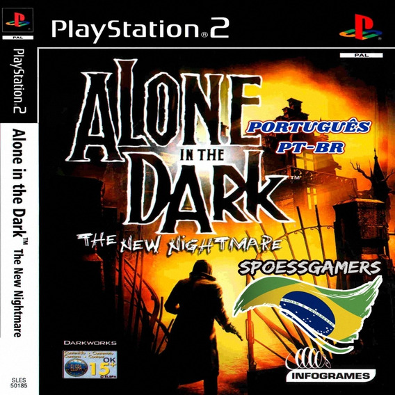 Alone In The Dark The New Nightmare Dublado Pt-br Ps2 Patchs