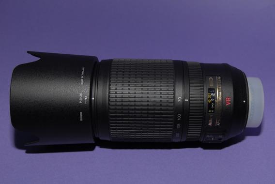 Nikon Af-s Vr 70-300mm F:4.5-5.6 G Ed D7100 Sb910 Sb700sb600