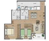 Apartamento À Venda Em Parque Brasília - Ap001347