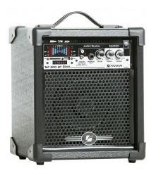 Caixa Amplificada Frahm Mf200 Usb Fm Bluetooth