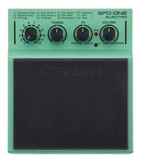 Roland Spd One Electro Pad De Percusion