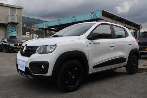 Imagen 1 de 13 de Renault Kwid Outsider Mecánico - 2022