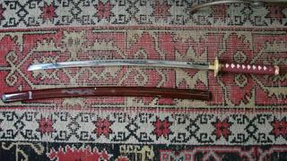 Katana Japonesa Sable Espada Samurai Full Tang
