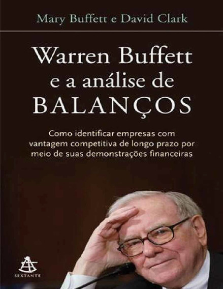 Warren Buffet E A Análise De Balanços