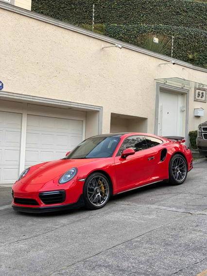 Porsche 911 3.8 Turbo S Pdk At 2019