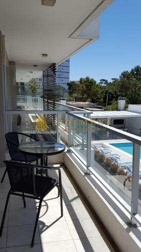 Apartamento En Muy Luminoso - Barrio Aidy Grill - Ref: 3225