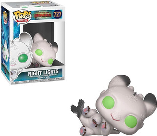 Funko Pop How To Train Your Dragon - Night Lights #727