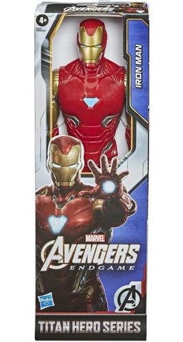 Boneco Iron Man Vingadores End Game Hasbro