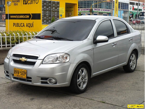 Chevrolet Aveo Emotion Full Equipo