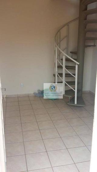 Kitnet Com 2 Dormitórios Para Alugar, 40 M² Por R$ 1.800,00/mês - Cidade Universitária - Campinas/sp - Kn0062