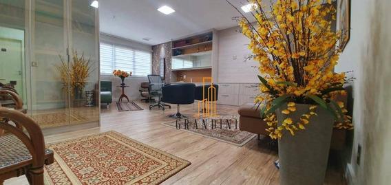 Sala Para Alugar, 39 M² Por R$ 1.900,00/mês - Centro - São Bernardo Do Campo/sp - Sa0102