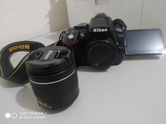 Câmera Nikon D500 Af-p 18-55 Vr Kit