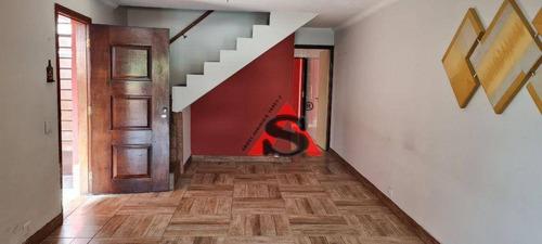 Casa Com 3 Dormitórios À Venda, 121 M² Por R$ 699.000,00 - Jardim Prudência - São Paulo/sp - Ca2599