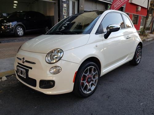 Fiat 500 Sport 1.4 16v 2012