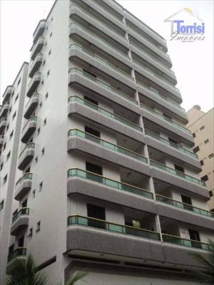 Apartamento Em Praia Grande, 03 Dormitório, Sala Com Sacada, Cozinha,área De Serviço, No Bairro Aviação, Apto2062 - Ap2062