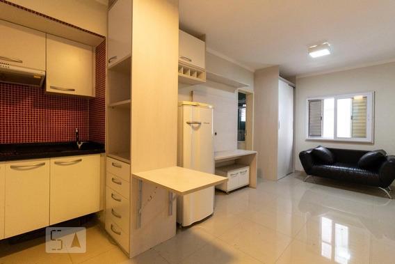 Apartamento Para Aluguel - Consolação, 1 Quarto, 24 - 893034200