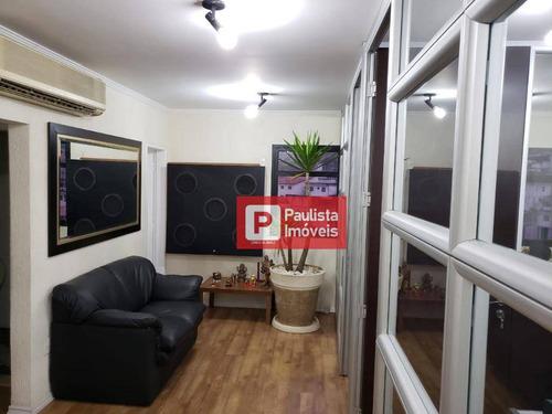 Conjunto Para Alugar, 55 M²  - Bosque Da Saúde - São Paulo/sp - Cj1513
