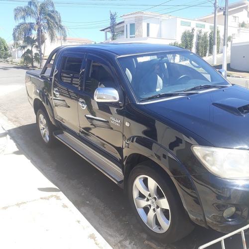 Toyota Hilux 2009 3.0 Srv Cab. Dupla 4x4 Aut. 4p