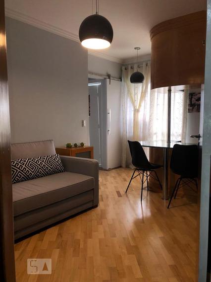 Apartamento Para Aluguel - Portal Do Morumbi, 1 Quarto, 33 - 893047768