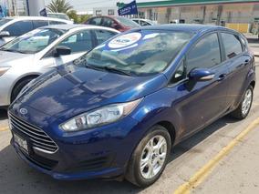 Ford Fiesta 1.6 Se At 2016 Seminuevos