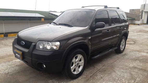 Ford Escape 4wd 3.0 2006 Unico Dueño